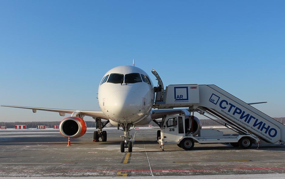 Из Стригино открылись прямые рейсы в Волгоград