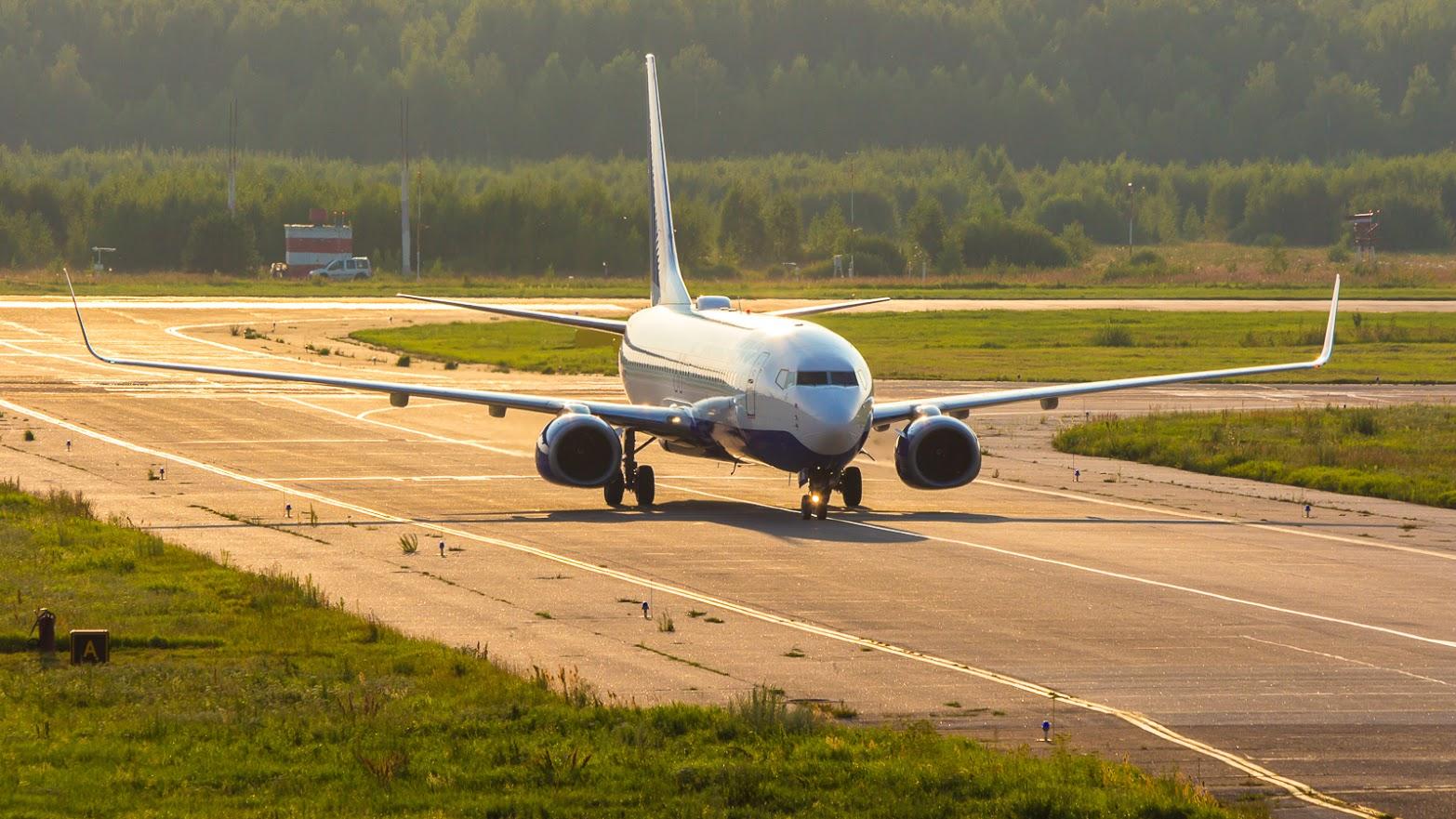 Из аэропорта Стригино начинаются полеты в Симферополь